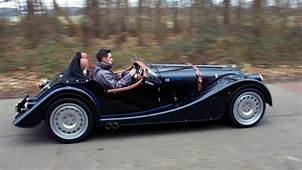 Road Test Morgan Plus Eight 48 V8 2dr  Top Gear