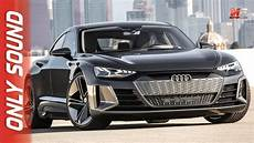 new audi e gt concept 2019 test drive only