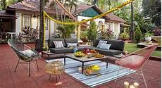 Salon De Jardin Casa Une Terrasse Accueillante Avec Les Nouveaut 233 S Maisons Du Monde