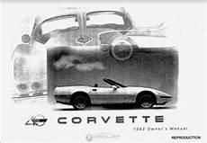transmission control 1993 chevrolet corvette free book repair manuals 1963 c2 chevrolet corvette specifications vin options
