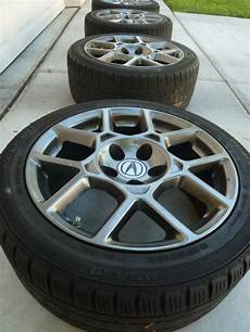 purchase acura tl type s wheels 17x7 5 with tires and