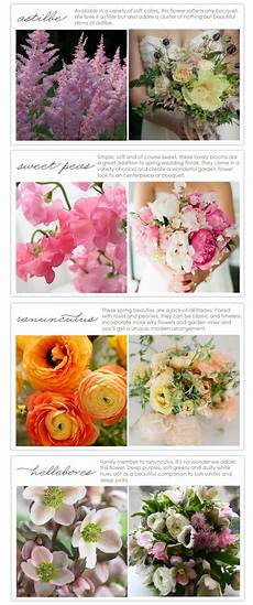 Wedding Flowers By Season With Pictures