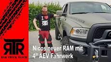 Nicos Neuer Ram Mit Neuem 4 Quot Aev Fahrwerk Rtr Ram