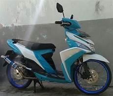 Variasi Motor Mio M3 by 21 Gambar Modifikasi Yamaha Mio M3 125 Terupdate