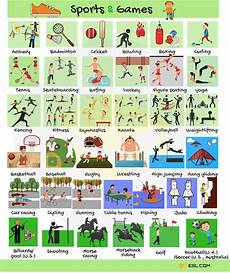 sports and entertainment worksheets 15790 types of sports useful sports vocabulary in 7 e s l