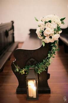 church pew ends wedding aisle decoration ideas to love