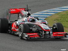New Cars Update Mclaren Mercedes F1