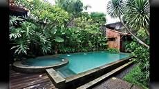 Desain Taman Tropis