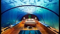 underwater hotel youtube