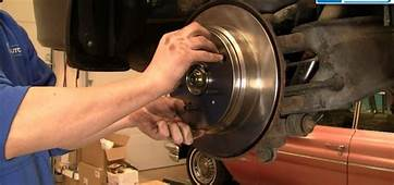 How To Replace Wheel Bearings On Honda Odyssey