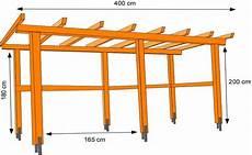 Pergola Bausatz Aus Holz Mit Der Gr 246 223 E Auf Der Skizze