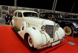 Car ZIS 101 A Cars Phaeton Packard Stalin Editorial Image