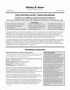 investment banking executive resume exle resume exles executive resume resume resume