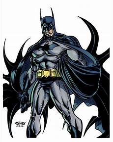 free pictures of batman to color free clip