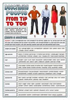 describing s appearance worksheet esl 15907 53 free esl worksheets