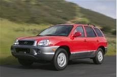 2002 Hyundai Santa Fe Recalls by 2004 Hyundai Santa Fe Pictures History Value Research