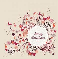 merry christmas label text retro elements vector file stock vector 169 cienpies 33501959