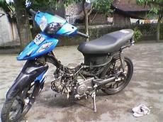 Modifikasi Motor Shogun 125 Rr by Modifikasi New Style Shogun 125 Rr