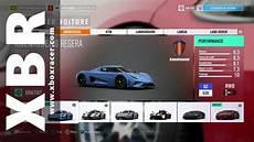 Forza Horizon 3 Liste Des Voitures Day One