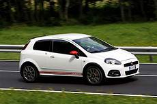 upgraded fiat grande punto abarth ss to release 200 hp