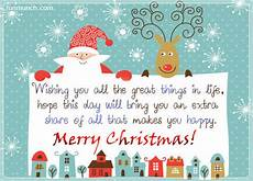wishing you all the great things in life merry christmas pictures photos and images for