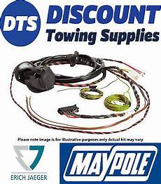 Jaeger 13 Pin Towbar Caravan Dedicated Wiring Kit For