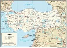 Vorwahl Türkei Istanbul - landkarten der turkei maps of turkey