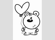 Kleurplaat Valentijn (Liefde)   3320
