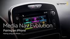 media nav evolution media nav evolution pairing an iphone