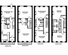 brownstone house plans brownstone house plans 2203 new york brownstone house plan