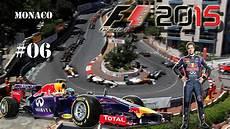 F1 Grand Prix Monaco Lets Play F1 2015 06
