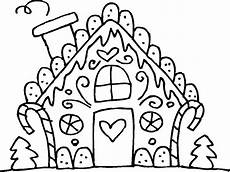 Urlaub Malvorlagen Gingerbread Coloring Pages And Print