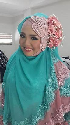 8 Inspirasi Jilbab Syar I Untukmu Calon Pengantin Yang