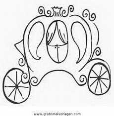 Malvorlagen Cinderella Kutsche Kutsche 2 Gratis Malvorlage In Beliebt Diverse