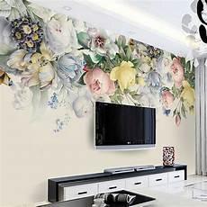 aliexpress buy europe style flower wall paper photo