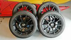 sold sparco assetto gara 16x7 wheels black painted new