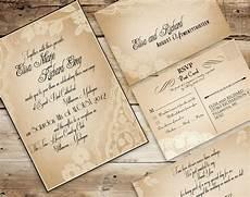vintage wedding invitations labels vintage wedding invitation wedding invitations templates