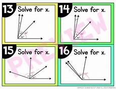 additive angle measures task cards 4th grade math centers