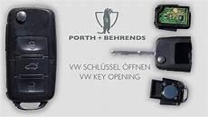 vw touran batterie wechseln vw schl 220 ssel 214 ffnen vw key opening