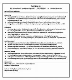 resume tips lac