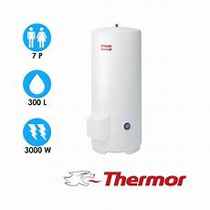 chauffe eau 300l thermor chauffe eau st 233 atis 300l stable thermor