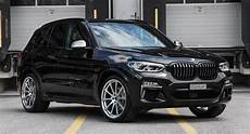 dahler gives new bmw x3 an attitude and a 414hp upgrade