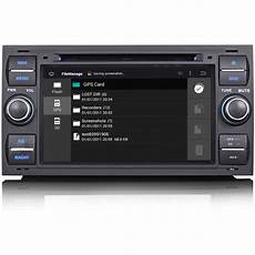 ford transit mk7 android 5 1 unit radio gps