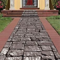 teppich steinoptik teppich in steinoptik 3 m g 252 nstig kaufen bei partydeko de