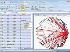 using excel netmap for social network analysis youtube