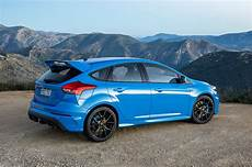 ford focus rs 2016 ford focus rs drive review motor trend