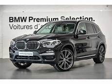 bmw x3 luxury line bmw x3 xdrive20d luxury line bmw brussels centre d occasions
