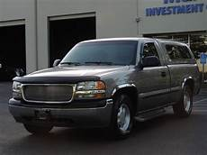 auto repair manual free download 1999 gmc sierra 2500 electronic valve timing 1999 gmc sierra 1500 sl rare v6 5spd manual tacoma sr5