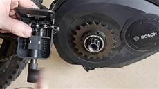Tuning Of E Bikes With A Bosch Drive Speedup Bosch Ebike