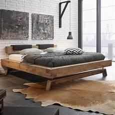 balkenbett villary in 2020 rustikale schlafzimmerm 246 bel